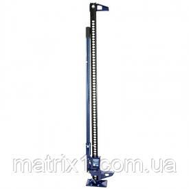 Домкрат реечный профессиональный, 3 т, 115-1335 мм. HigH Jack Stels