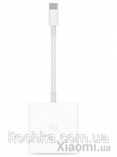 Адаптер Xiaomi Mi USB-C to HDMI Adapter