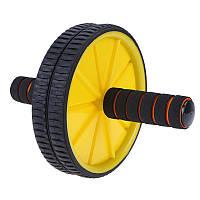 Тренажер ролик (колесо) для пресса Profi (MS 0871-1), фото 1