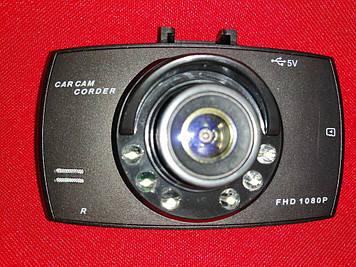 Видеорегистратор для машины Vehicle Blackbox DVR Full HD 1080p