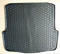 Коврик ковер в багажник полиуритан резина Шкода Октавия А5 Skoda Octavia A5 лифтбек и универсал Skodamag