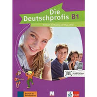 Die Deutschprofis В1 Kursbuch mit Audios und Clips online