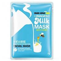 Маска для лица Images Milk Mask With Honey с экстрактом меда и молока 30 g