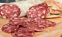 Колбаса салями Нострано 500гр Trinita