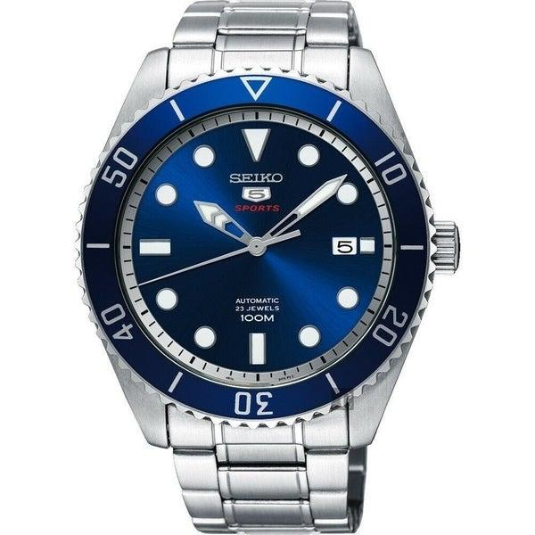 Мужские часы Seiko 5 Sports Automatic SRPB89J1 JAPAN