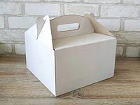 Коробка для торту 400*400*300