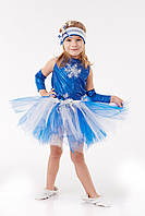 """Детский костюм """"Снежинка в пачке"""""""