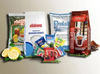 Ингредиенты Ristora Италия