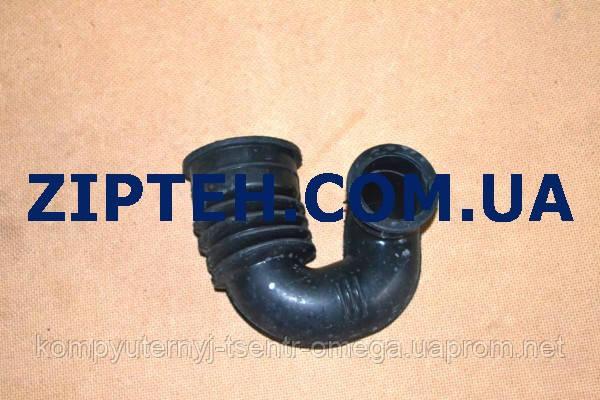 Патрубок от порошкоприемника к баку для стиральной машинки Samsung DC67-00334A (без хомута)