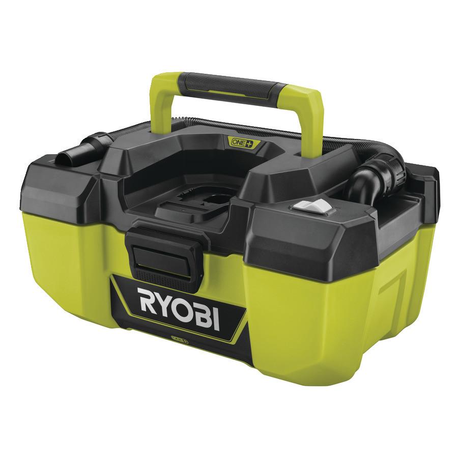 Технический пылесос Ryobi R18PV-0