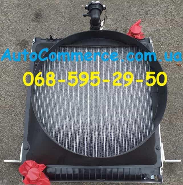 Радиатор охлаждения двигателя FAW 1031, 1041 ФАВ (3.2)