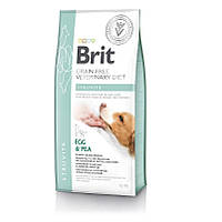 Ветеринарна дієта Brit VD Grain free Struvite. Дієта при хворобах сечовивідних шляхів, 12кг.