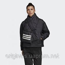Женская куртка-бомбер Adidas Big Baffle DZ1511 - 2019/2