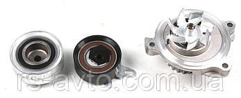 Комплект ГРМ + помпа VW Crafter 2.5TDI 06- (141х26) (помпа PA758), фото 3