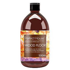 Жидкость для мытья деревянных полов Barwa Floor Wooden Liquid Cleaner, 500 мл