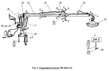 Запчасти к манипулятору ЛВ-184А-10, фото 2