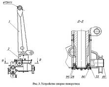 Запчасти к манипулятору ЛВ-184А-10, фото 3