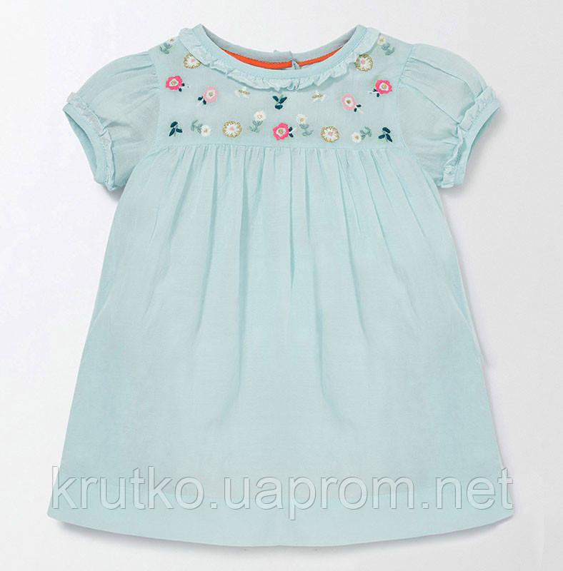Платье для девочки Милые цветочки Jumping Beans