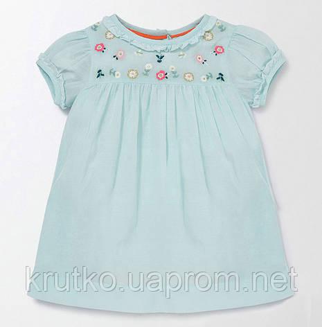 Платье для девочки Милые цветочки Jumping Beans, фото 2