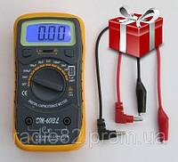 Цифровой мультиметр измеритель ёмкости DM-6013L