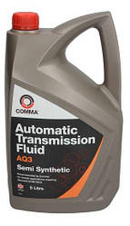 Трансмісійне масло ATF COMMA MVATF PLUS 5L