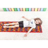 Массажный (ортопедический) коврик дорожка для детей с камнями Onhillsport 100*40см (MS-1215)