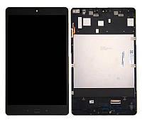 Дисплей для Asus ZenPad 3S 10 Z500KL с тачскрином и рамкой черный, Оригинал