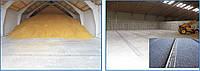 Зберігання зерна, вентиляційні системи