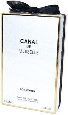 Женская парфюмерная вода Canal De Moiselle 100ml.Fragrance World.