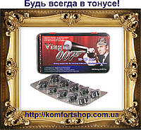 Виагра Агент 007 средство повышающее потенцию 10 таблеток в  упаковке