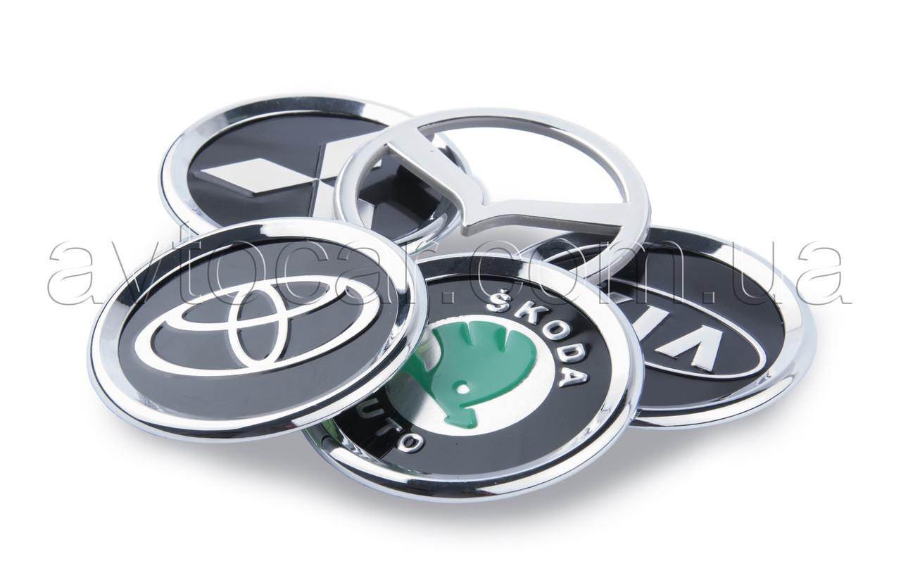 Заглушки в колесные колпаки SJS, 4 штуки в наборе