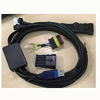 Диагностический кабель ГБО LPG/CNG  AC AEB ECU, фото 1