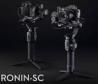 Стедикам DJI Ronin-SC новый компактный стабилизатор для беззеркальных камер (CP.RN.00000040.01), фото 1