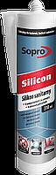 Sopro Silicon - Санітарний силікон 310мл