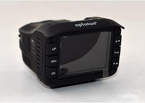 Видеорегистратор с GPS и радар-детектором Eplutus GR-91