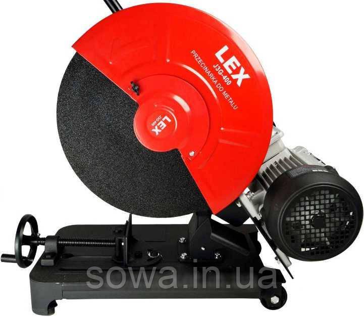 ✔️ Монтажная пила по металу LEX J3G-400 ( 4000W )