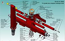 Запчасти к манипулятору ОМТЛ-70-02, фото 2