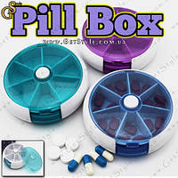 """Механическая таблетница - """"Pill Box"""""""
