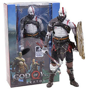Фигурка NECA God of War 4 Kratos Кратос