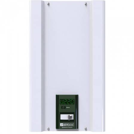 Мережик 9 - на 14000 Вт - симисторный стабилизатор для квартиры, офиса, дачи или дома., фото 2