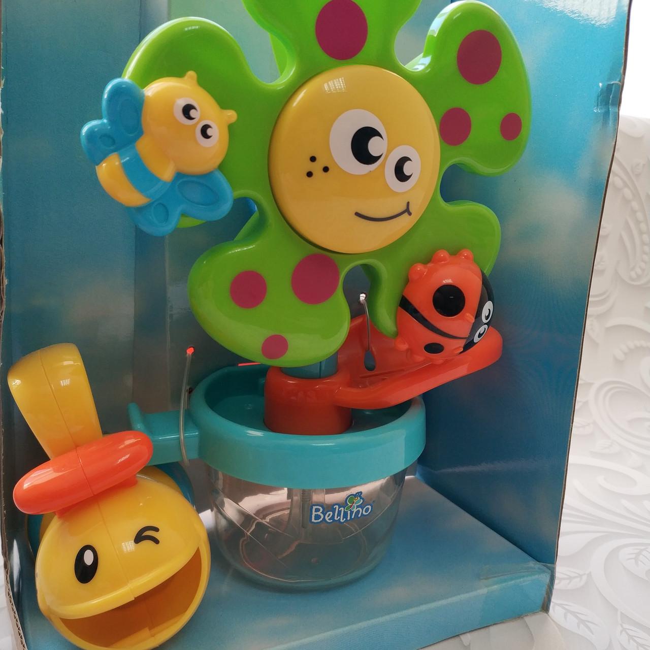 Набор игрушек в ванную, Bellino, Дания.