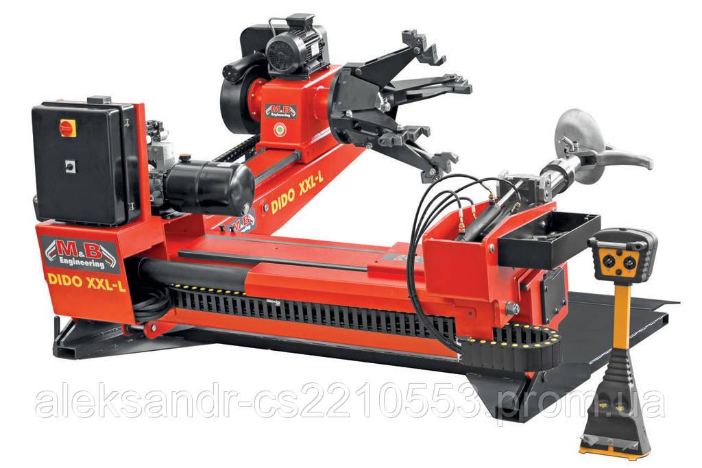 "M&B Engineering DIDO XXL-L - Шиномонтажный станок для грузовых колес 14 - 42"""