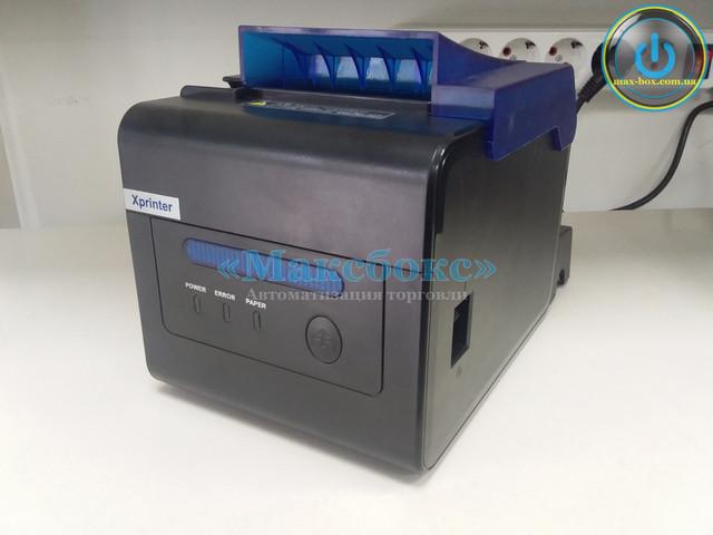 Чековый принтер со звонком и световой индикацией для кухни