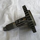 Вал вторичный КПП МТЗ 50-1701252, фото 5