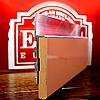 Плинтус скрытого монтажа, алюм. профиль Т-образный