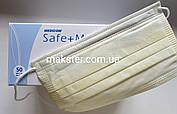 Маски медицинские Медиком (Safe+Mask Eonomy Medicom) 50 шт, фото 2