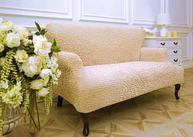 Чохли для м'яких меблів (жатка-креш) на диван, крісла, стільці