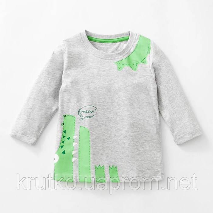Кофта для девочки Крокодил Little Maven