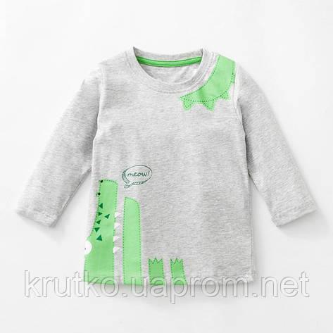 Кофта для девочки Крокодил Little Maven, фото 2