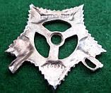 Штрал на орден Отечественной войны 1 степени серебро позолота копия, фото 2